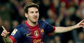 Fırtına Messi