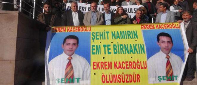 İzmir Adliyesi'nde Gergin Duruşma