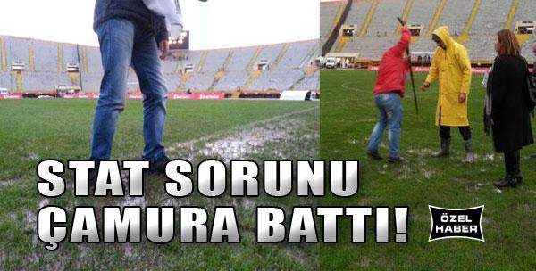 Stadyumsuzluk İsyan Ettirdi!