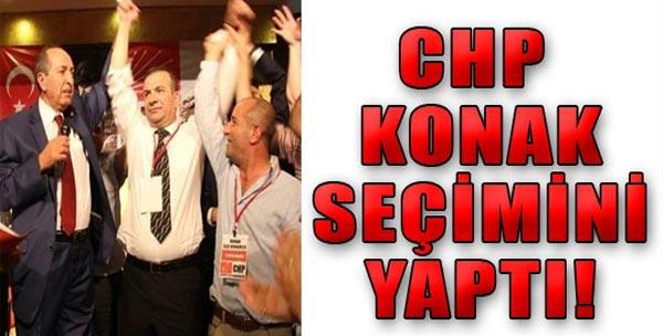 CHP Konak'ta İşlem Tamam!