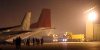 Ankara'da Uçak Krizi!