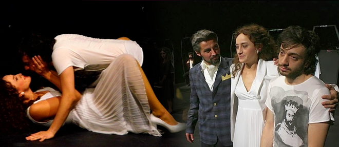 'Hamlet' Moda Sahne'de