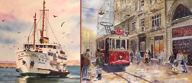 'Ve İstanbul'