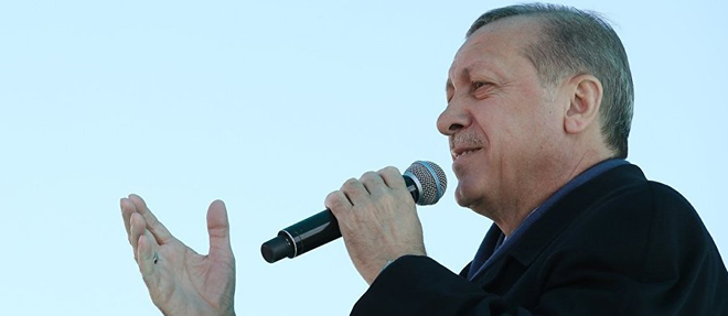 Erdoğan: Faşistsiniz Faşist