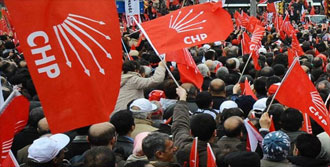 CHP Meydanlara İniyor