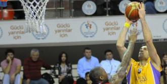 Gaziantep-Eskişehir Basket: 88-80