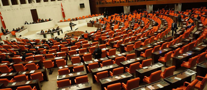Flaş Haber! Meclis Toplanıyor