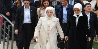 Emine Erdoğan Nikah Şahidi Oldu