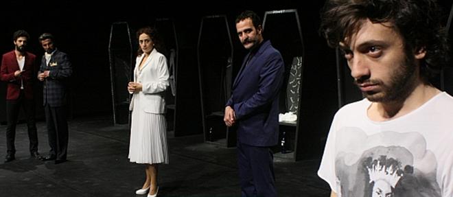'Hamlet' Moda Sahnesi'nde