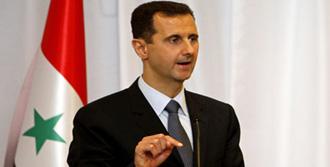 ABD Şimdi de Esad'ı Övdü!