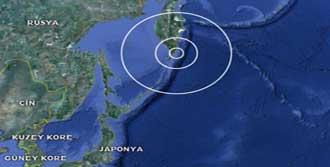 Rusya'da 6,9 Büyüklüğünde Deprem