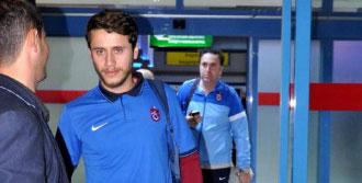 Trabzonspor Türkiye'ye Döndü