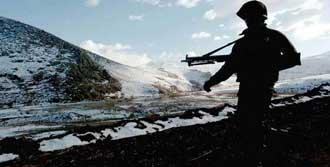 Jandarma Sınırdan Çekildi