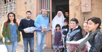 Gönüllülerden Suriyelilere Sağlık Taraması