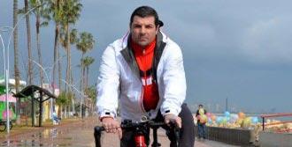 Diyarbakır'a Bisikletle Gidecek