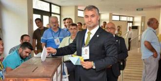 Fenerbahçe İzmir Şubesi'nde Başkan Canpolat