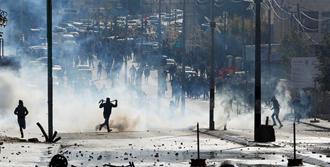 Kudüs Sokakları Karıştı