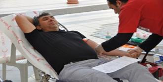 'Kan Verin, Hayat Kurtarın'