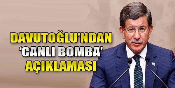 Davutoğlu'ndan 'Bursa' Açıklaması