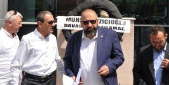 Yazıcıoğlu Kararına Siyah Çelenkli Protesto