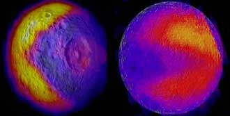 Satürn Sisteminde 'Pac-Man' Keşfi