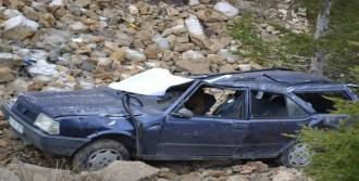 Çağlayancerit'te Kaza: 2 Ölü, 2 Yaralı