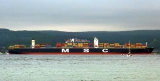 Dev Konteyner Gemisi Önlemi