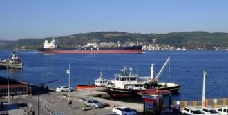 Çanakkale Boğazı'ndan 44 Bin 35 Gemi Geçti