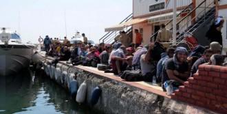 Çanakkale'de 662 Kaçak Yakalandı