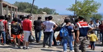Çanakkale'de 787 Kaçak Yakalandı