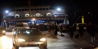 Çanakkale'de Büyük Panik