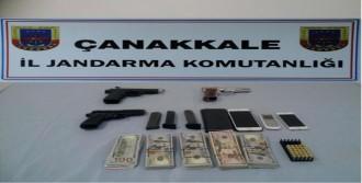 Çanakkale'de İnsan Kaçakçılığına 3 Gözaltı