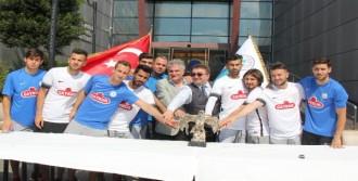 Çaykur Rizespor 9 Transferini Tanıttı
