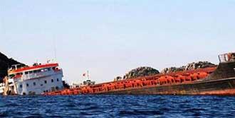Piri Reis,Ege'de Gemiyle Çarpıştı
