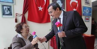 Batur Huzur Evinden Başladı
