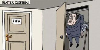 Blatter'e Büyük Suçlama