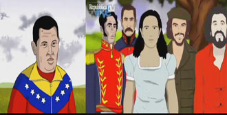Chavez'i Che ile Buluşturdular