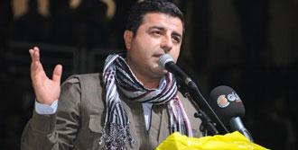 Demirtaş'tan AK Partiye Sert Suçlama