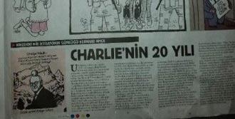 Cumhuriyet'ten Charlie Sürprizi!