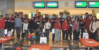 Polis Otizmli Çocuklarla Bowling Oynadı