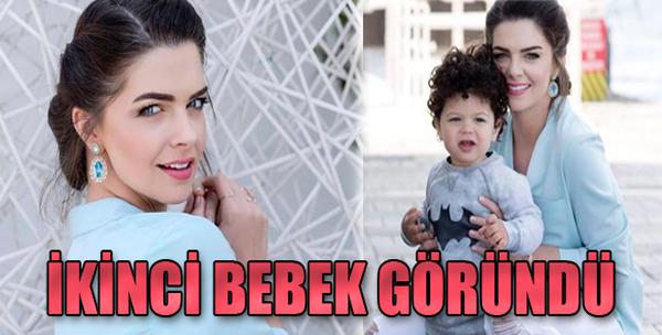 Pelin Karahan'ın Bebeği Göründü