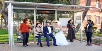 Gelin-Damat Otobüste