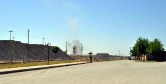 Ceylanpınar Sınırında Patlama