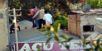 Firariyi Kovalayan Polis Yaralandı