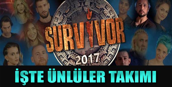 Survivor 2017 İçin Geri Sayım Başladı
