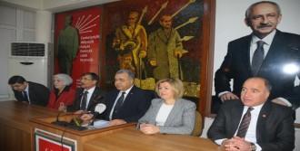 CHP İl Başkanından Açıklama