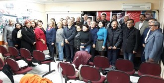CHP Karşıyaka'da Eğitim Çalışması