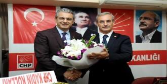 CHP Karşıyaka'da Uğur Yıldırım Dönemi