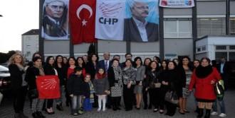 CHP Kuzey Bavyera Birliği Bürosu Açıldı