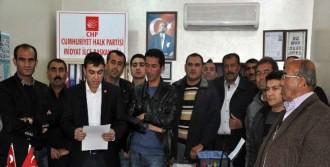 Mardin'de CHP'den AK Parti'ye Destek